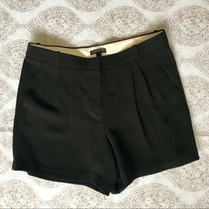 J Crew Black Dress Shorts NWT